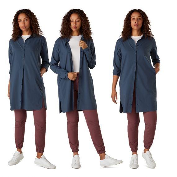 아크테릭스 코리아 [SS20] 콘텐타 셔츠 LS 여성